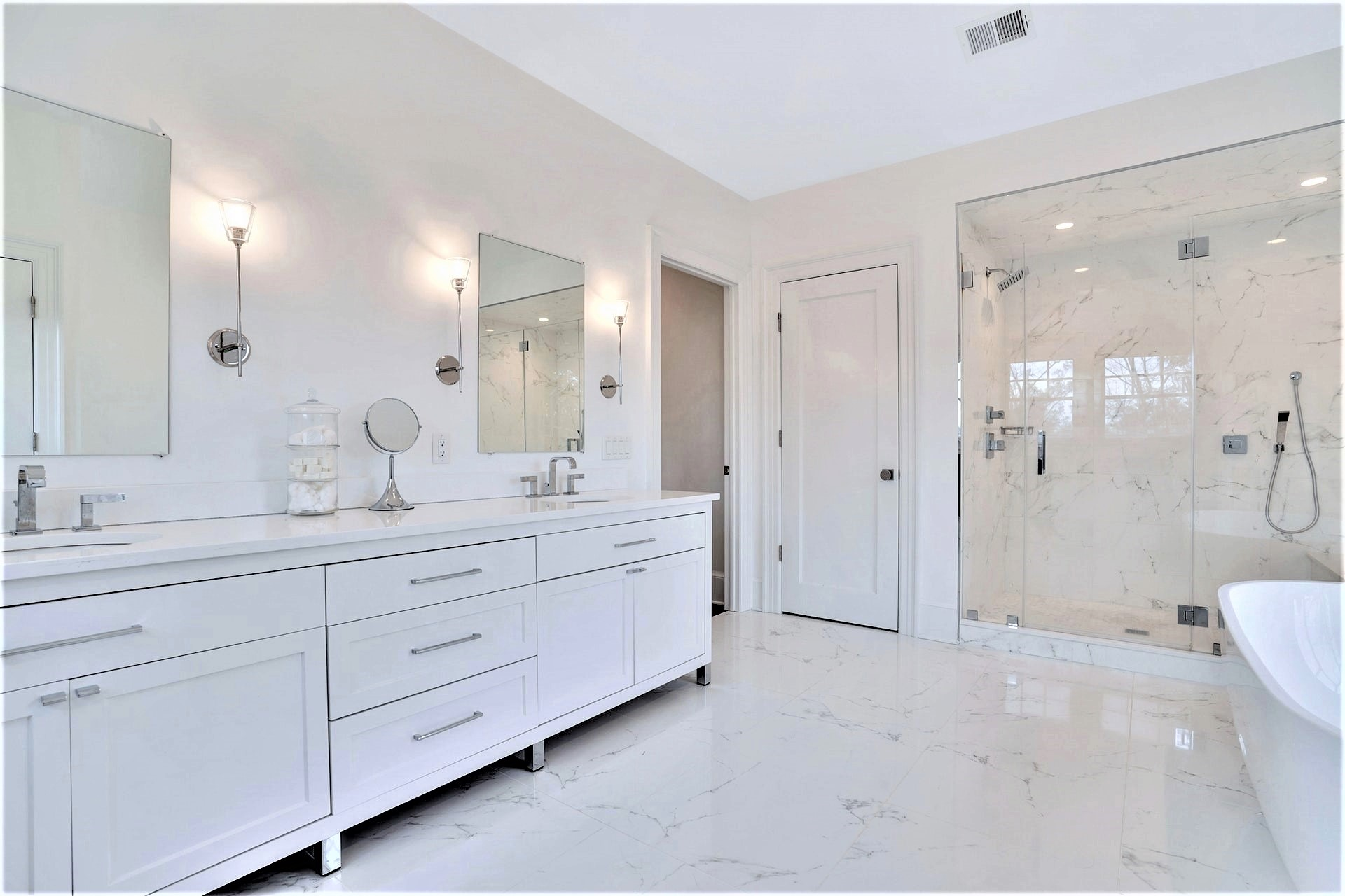 30 Jefferson Avenue Master Bath