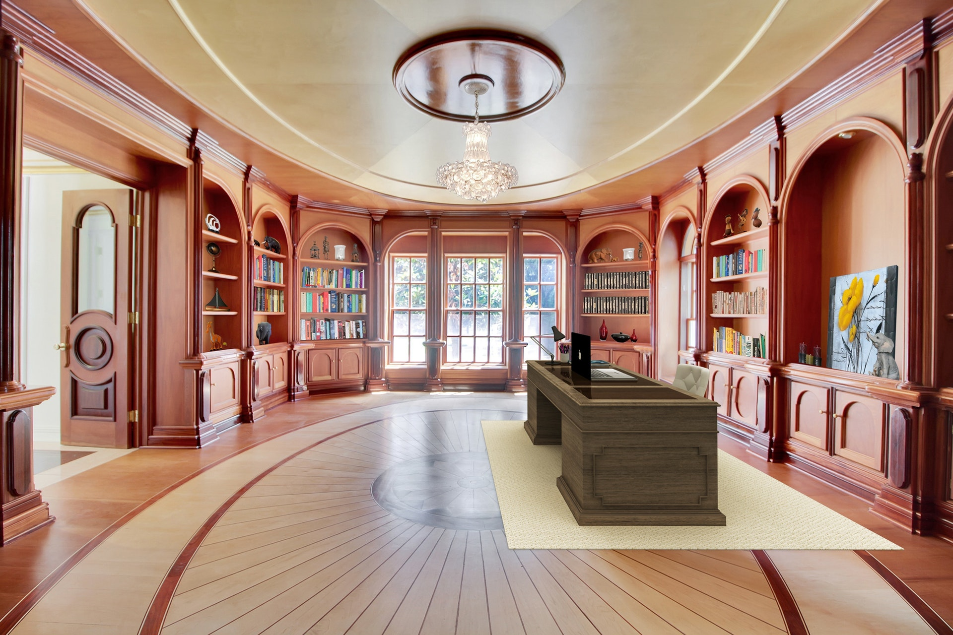 325 South Orange Avenue - Library