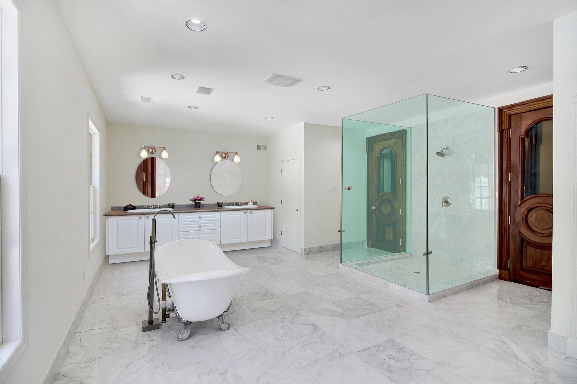 325 South Orange Avenue - Master Bath