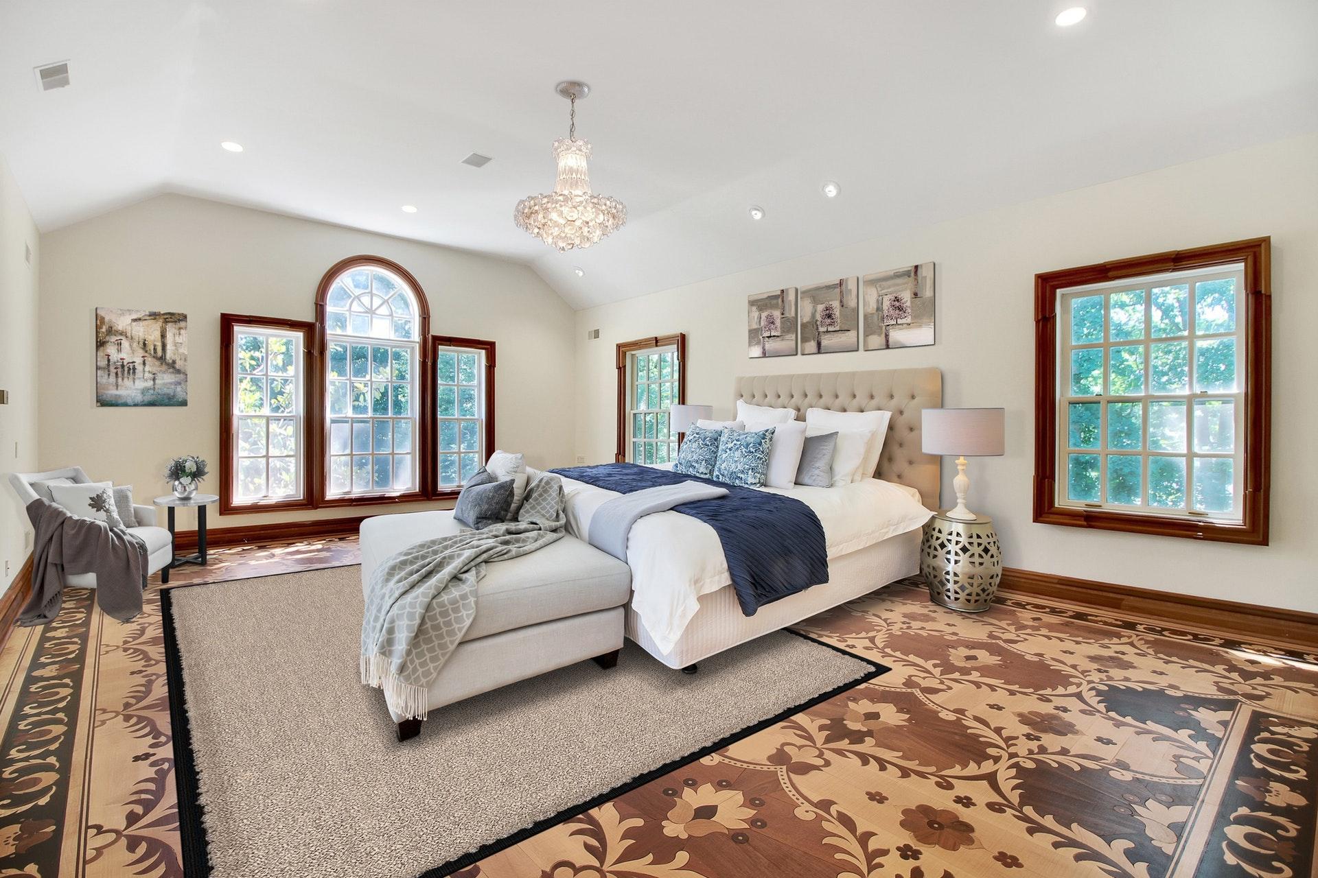 325 South Orange Avenue - Master Bedroom