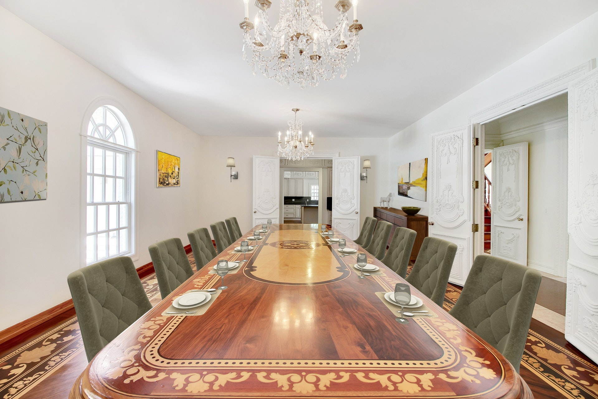 325 South Orange Avenue - Dining Room