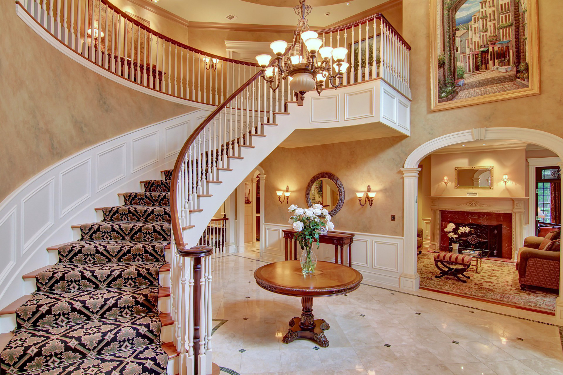 35 Tall Pine Lane Entry Hall