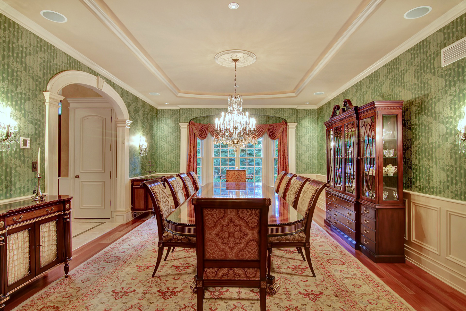 35 Tall Pine Lane Dining Room