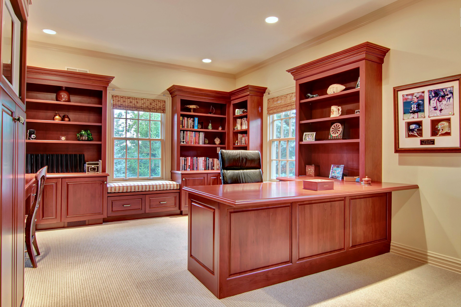 35 Tall Pine Lane Home Office
