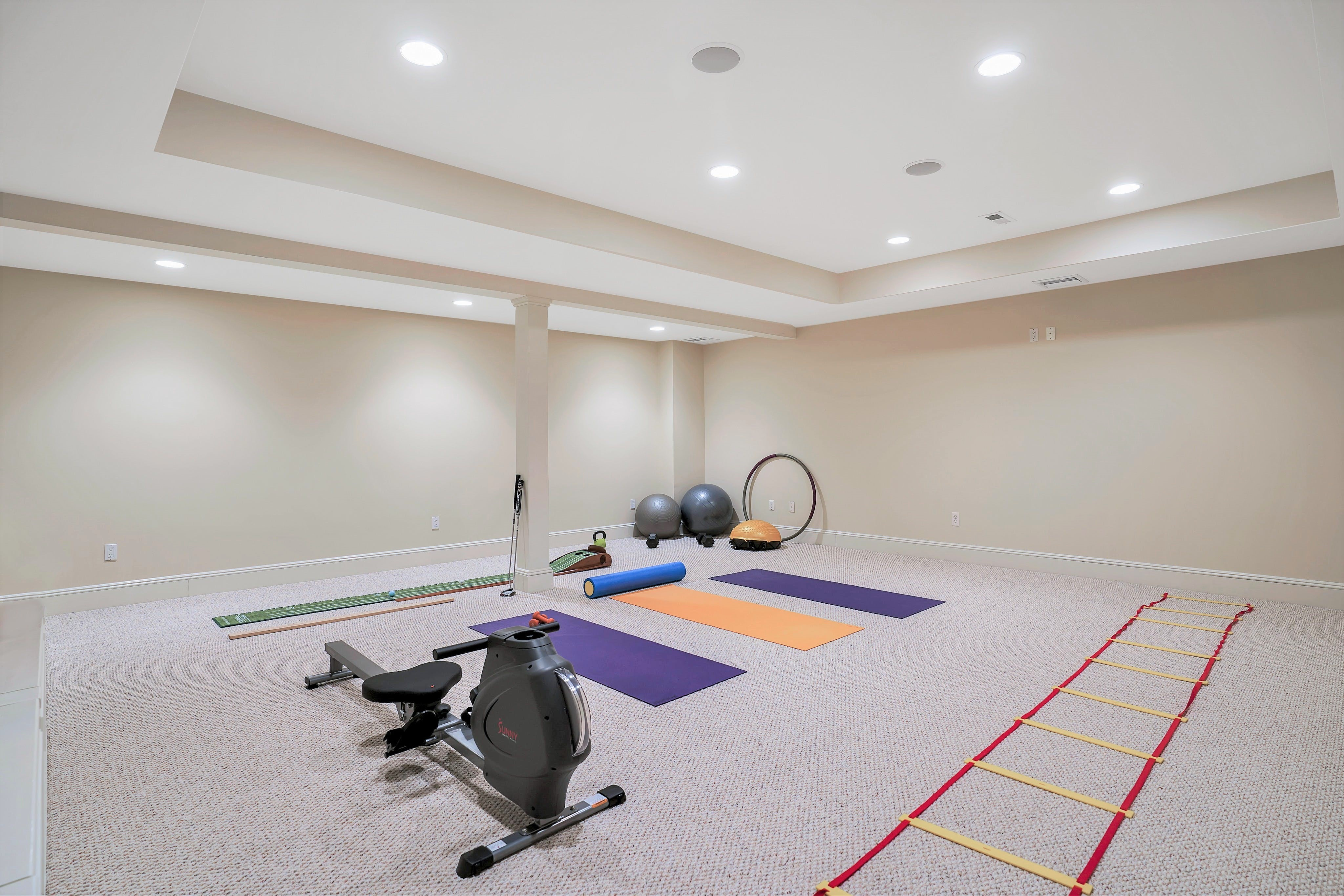 607 Spring Valley Road Exercise Room