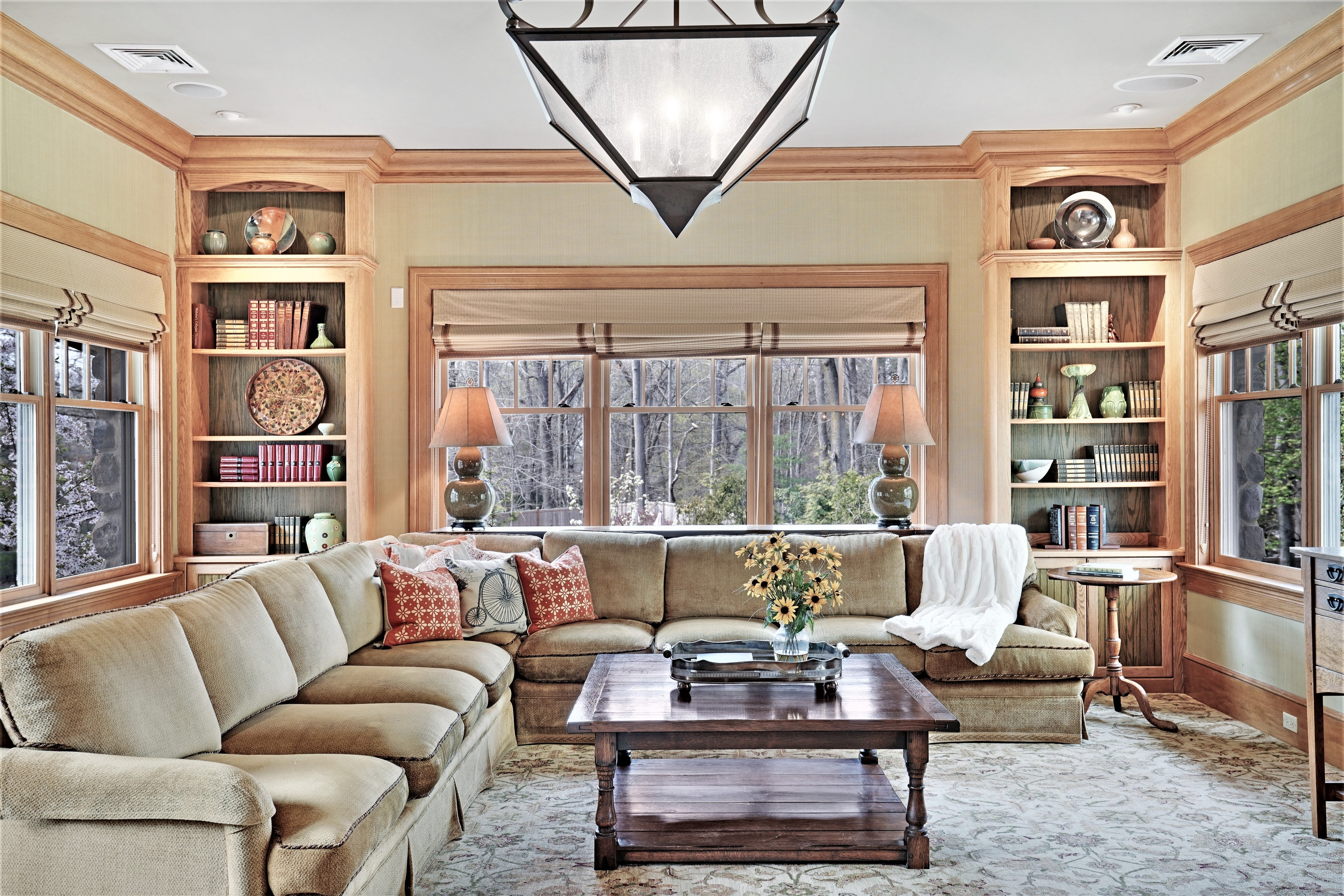 61 Hemlock Family Room