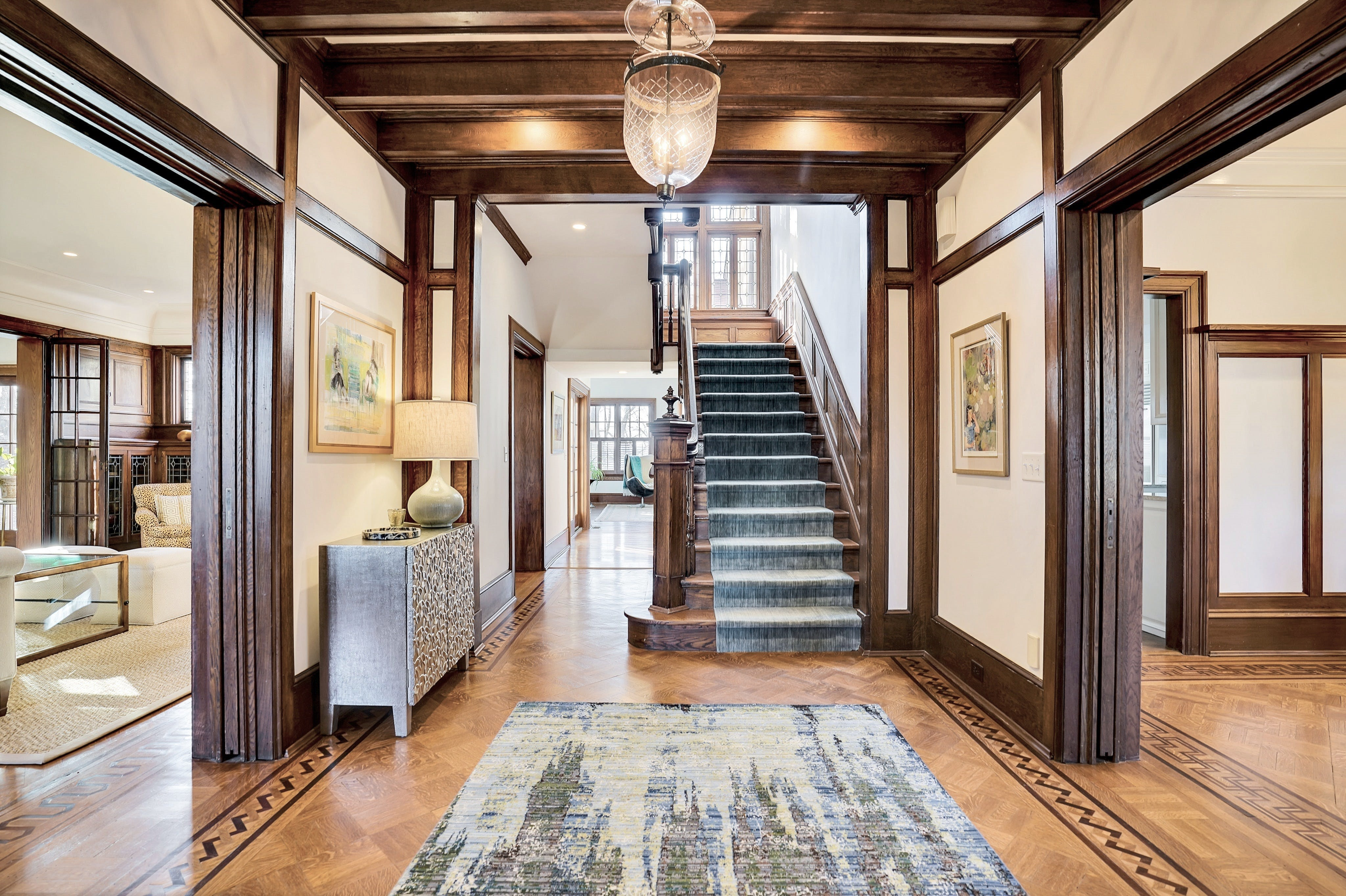 73 Oak Ridge - Foyer