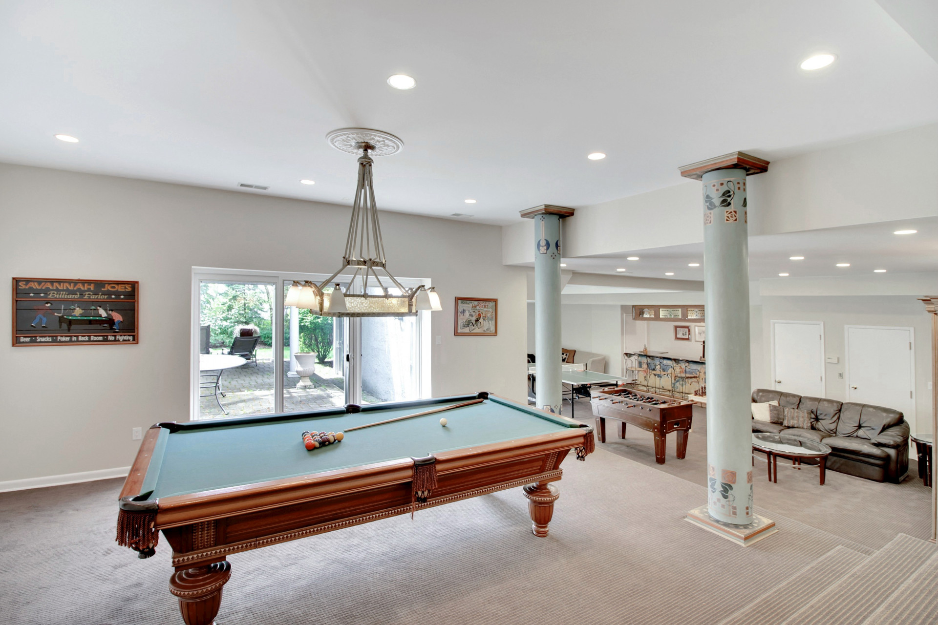 84 Shrewsbury Drive Game Room