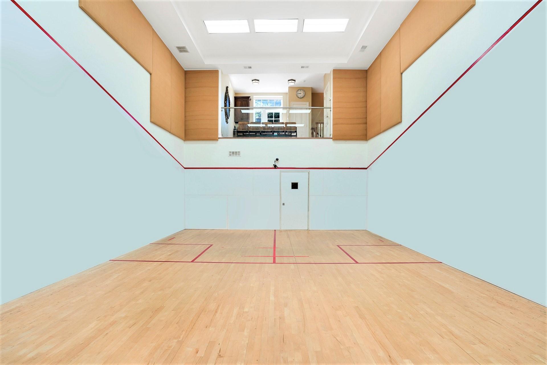 85 Stewart Road - Squash Court