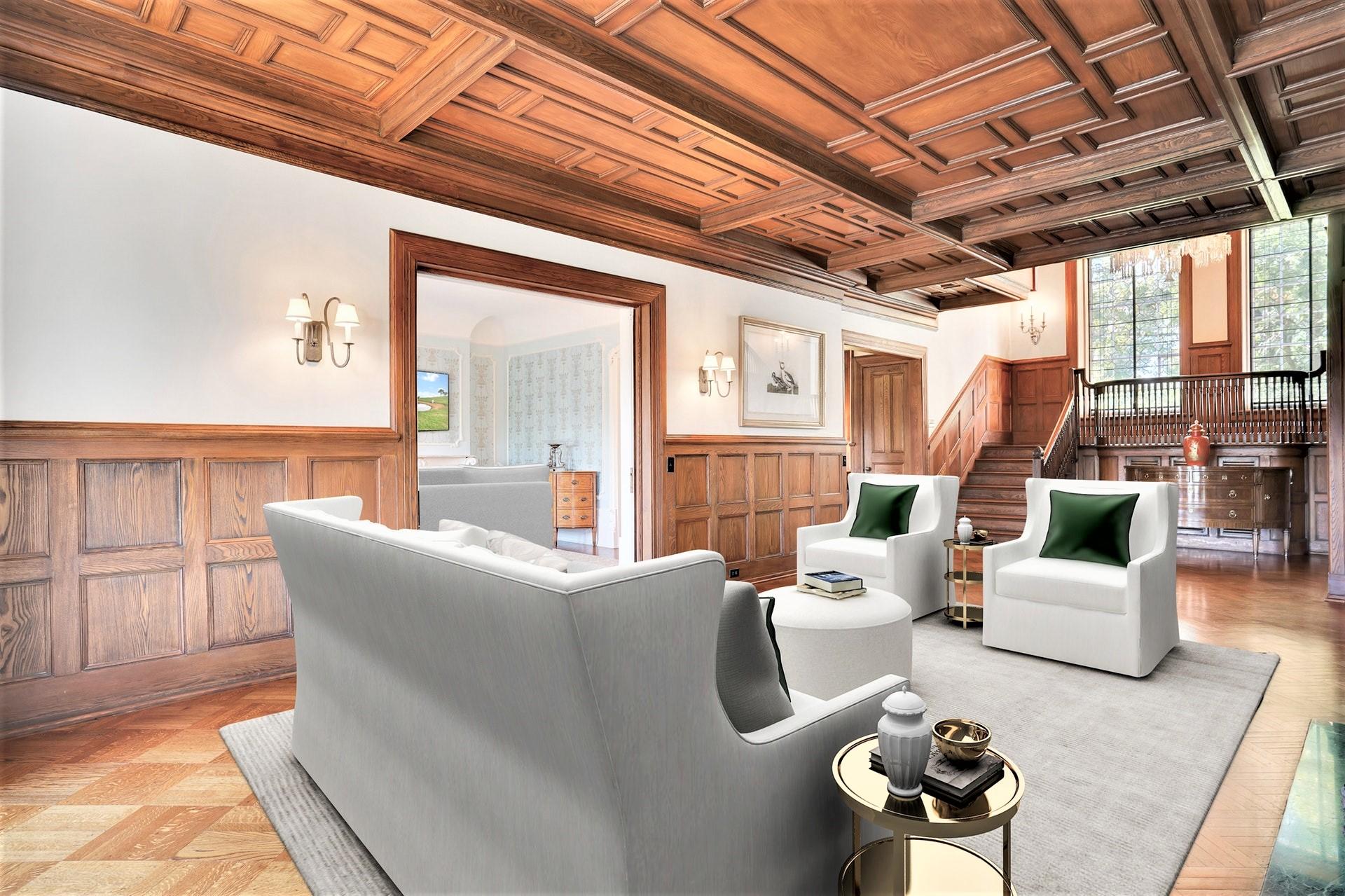 85 Stewart Living Room
