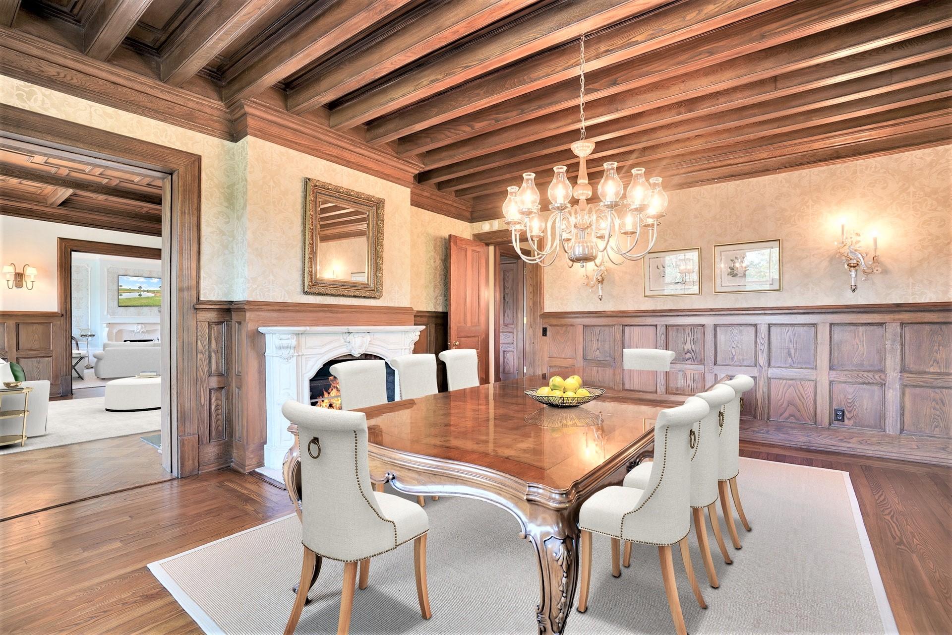 85 Stewart Road - Dining Room