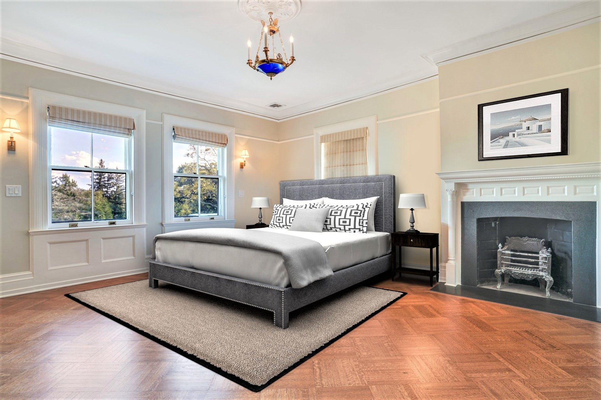 85 Stewart Road - Master Bedroom