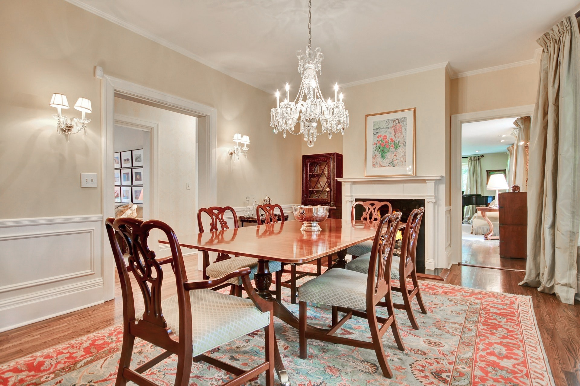 94 Knollwood Road Dining Room