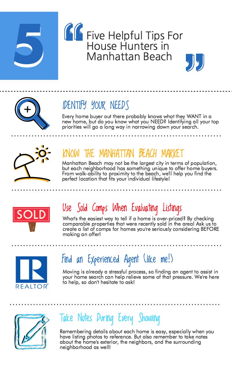5 Tips for Manhattan Beach House Hunters