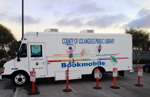 Manhattan Beach Mobile Library