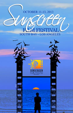 Sunscreen Film Festival Poster