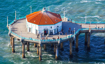Manhattan Beach Pier Roundhouse