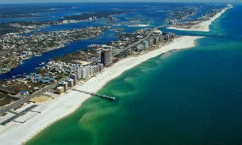 Orange Beach and Gulf Shores AL