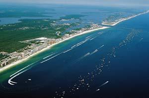 Gulf Shores Aerial