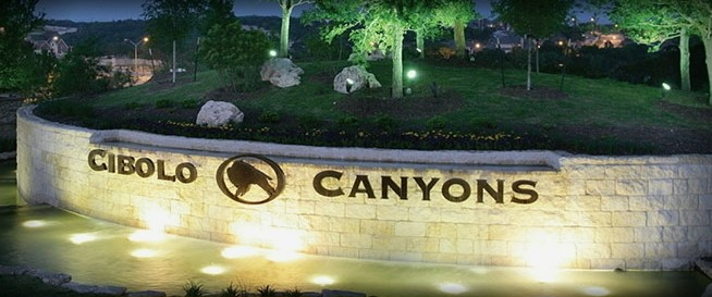 All about Cibolo Canyons