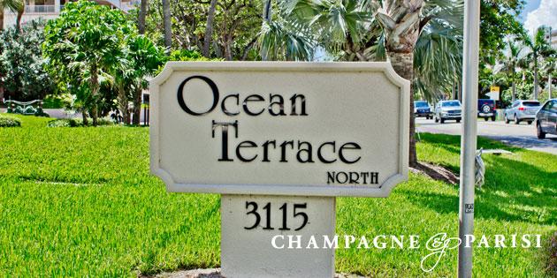 Ocean Terrace Highland Beach