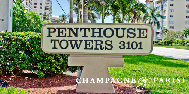Penthouse Towers Highland Beach
