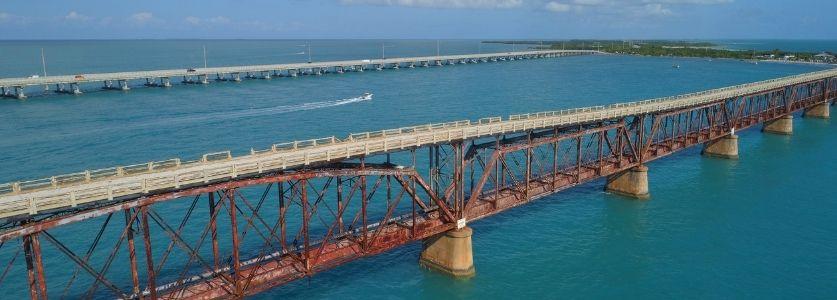 flagler railroad in the Florida Keys