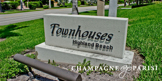 Townhouses of Highland Beach