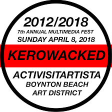 KeroWACKED Multimedia Fest 2018