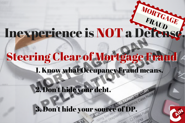 Avoid Mortgage Fraud