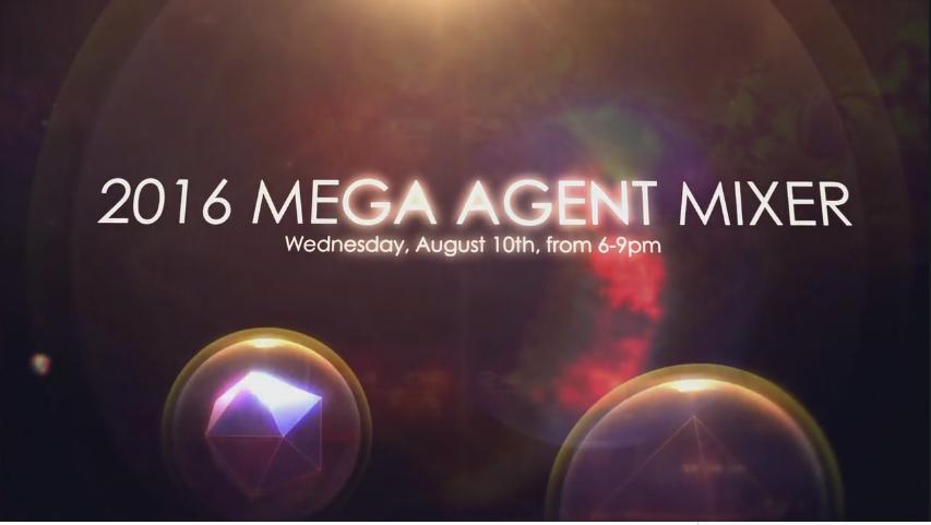 2016 Mega Agent Mixer Raises $40,000