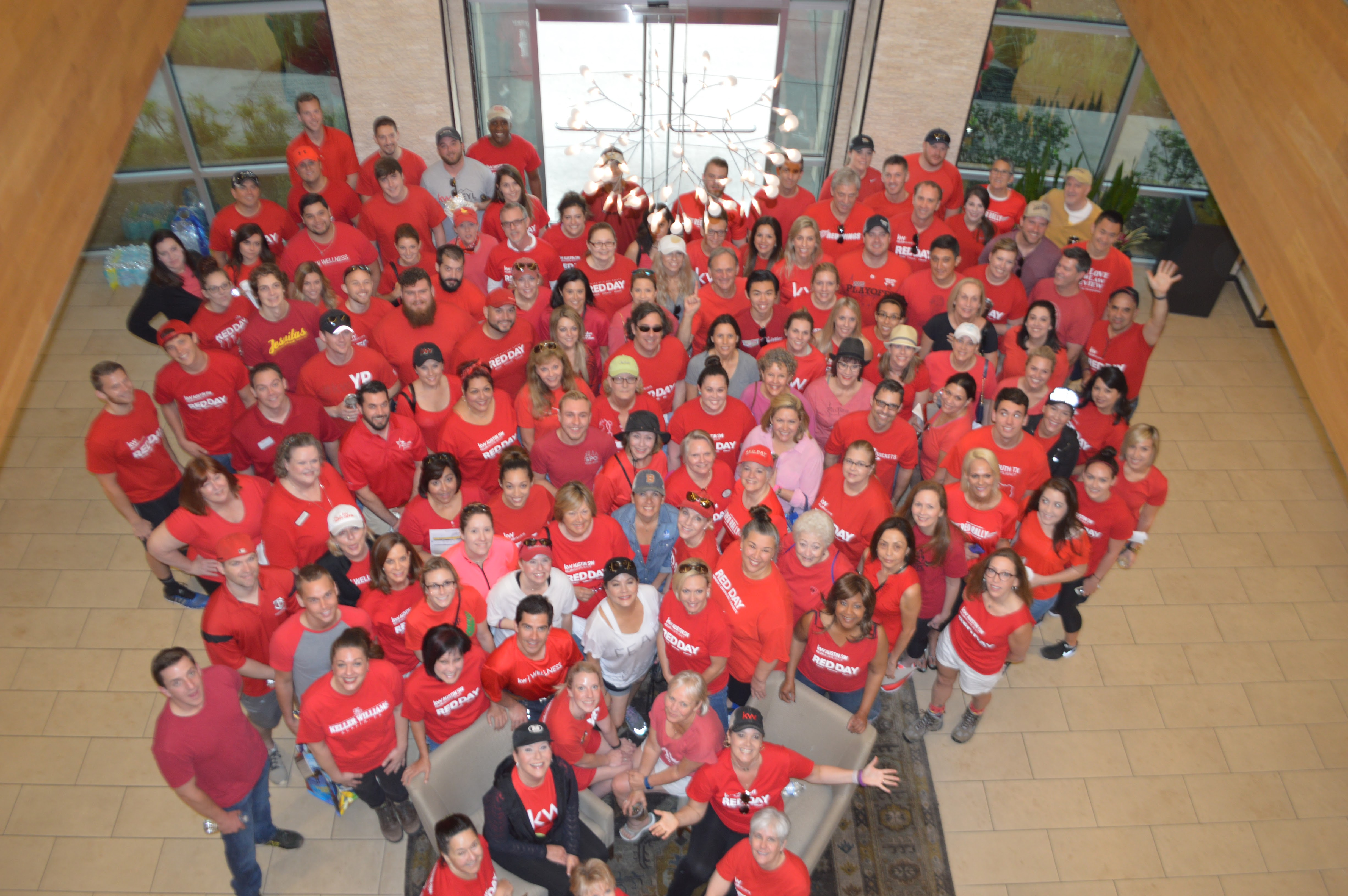 2016 KW Red Day