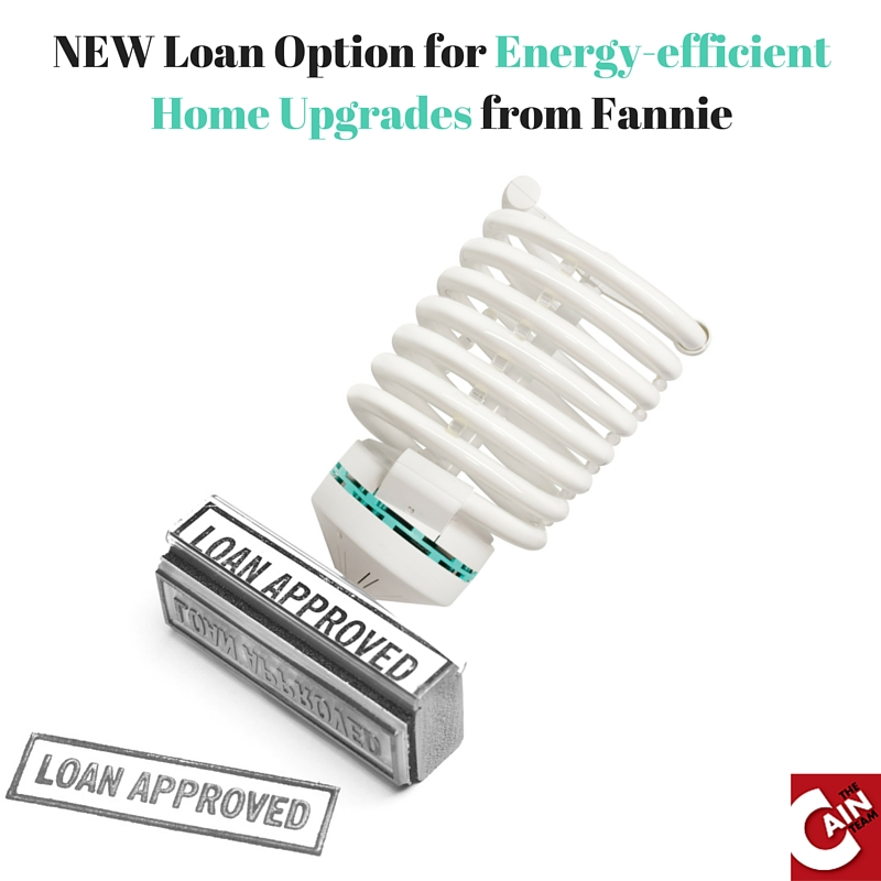 Fannie Energy Efficiency Upgrade loan