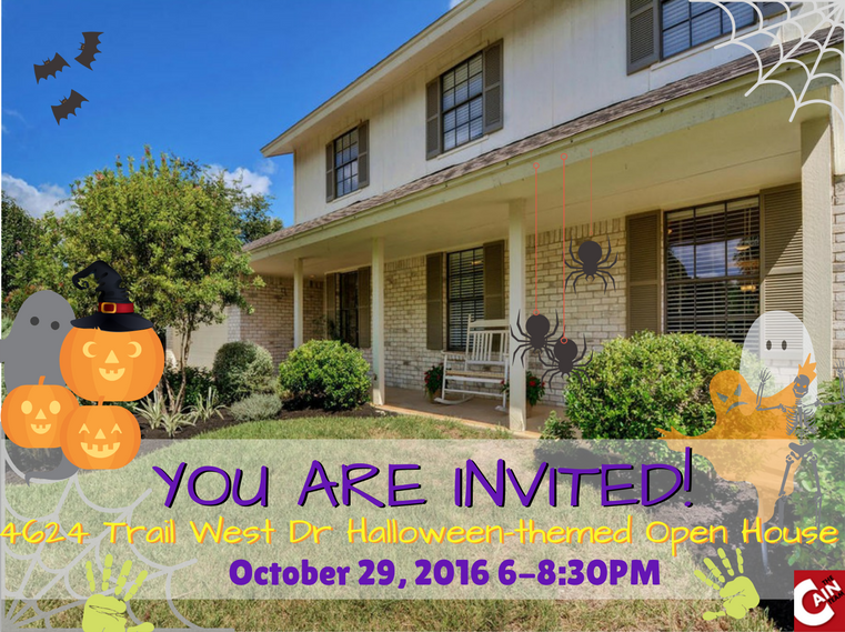 4624 Trail West Open House