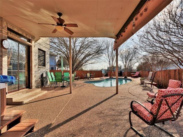 Cedar Park TX Home for Sale