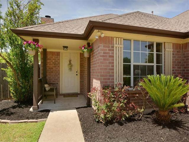 Home for sale in Leander TX 1305 Cimarron Cv