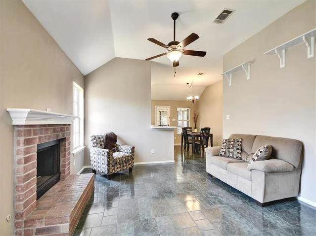 Home for sale in Leander TX 1305 Cimarron Cv