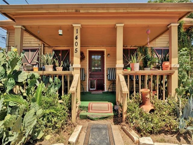 1405 Chicon St Austin TX home for sale