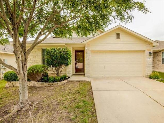Home for sale in Liberty Hill TX 281 Drystone Trl