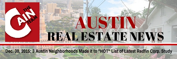 Top 3 Austin Neighborhoods