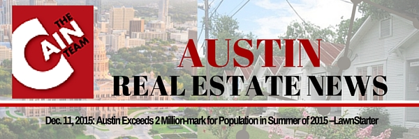 2 Million Austin Residents 2015