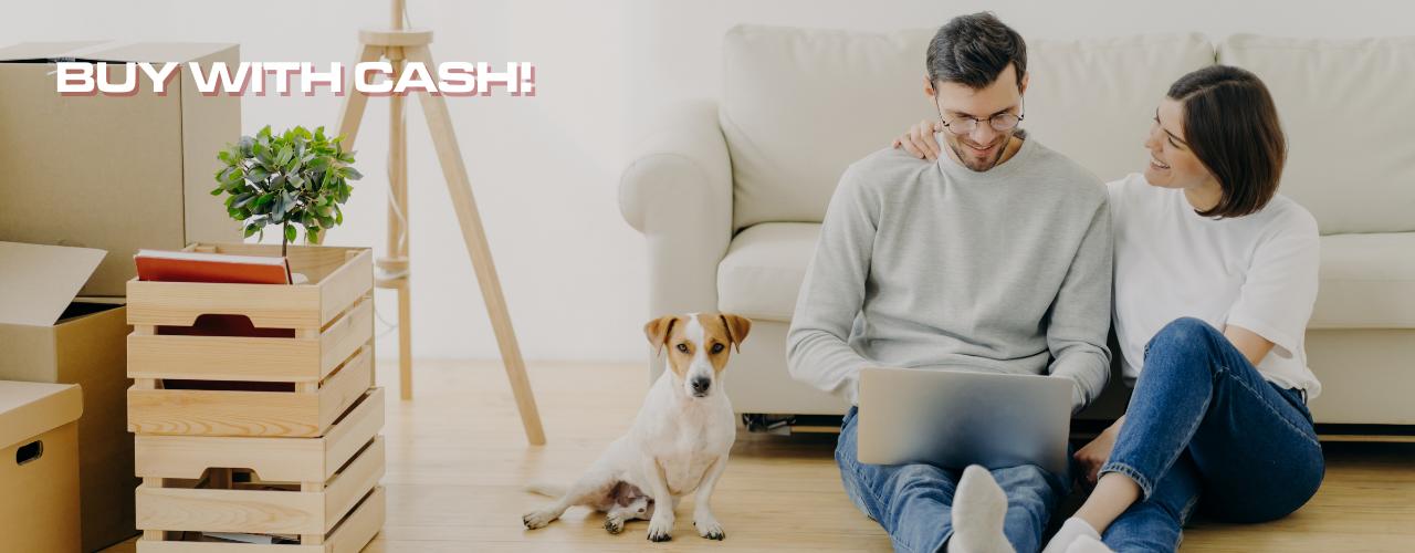 Austin TX Buy a Home With Cash Program