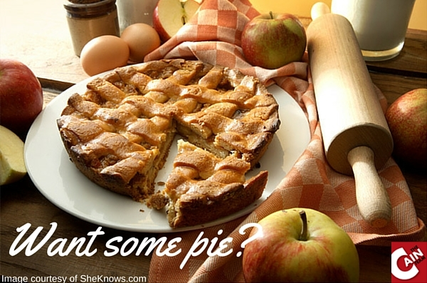Apple Pie Giveaway