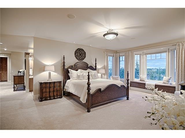 6 Aspen Ridge Lane Sw Calgary, AB T3H 5H9 bedroom interior