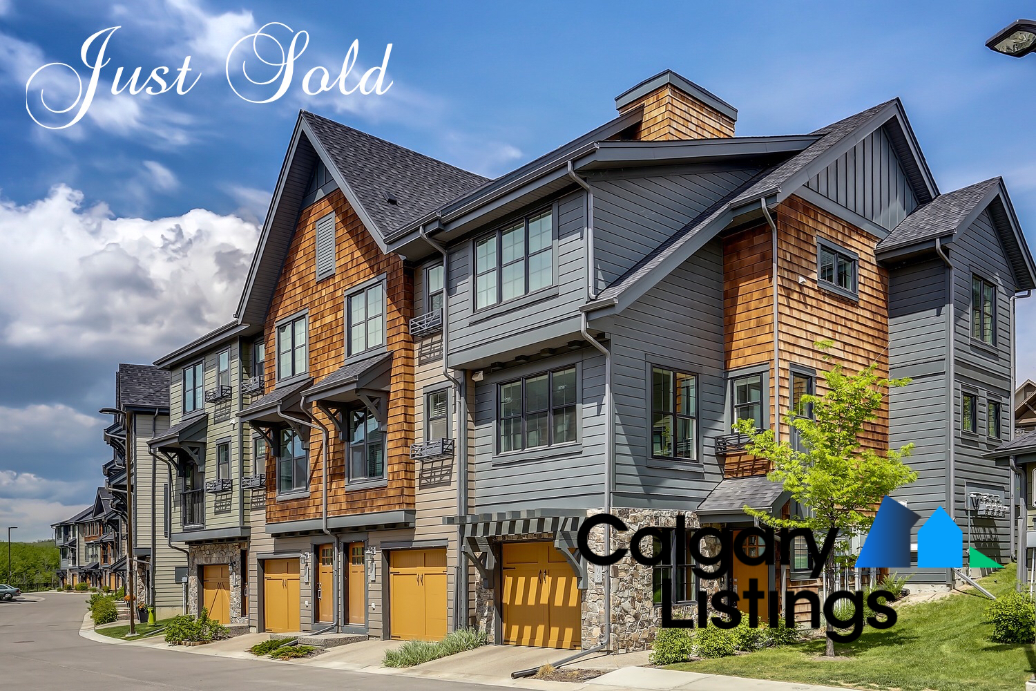 Just Sold - Ascot - Aspen Woods Enclave