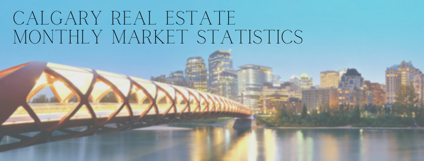 Calgary real estate monthly market statistics - view stats and information regarding the market for Calgary condos and calgary houses