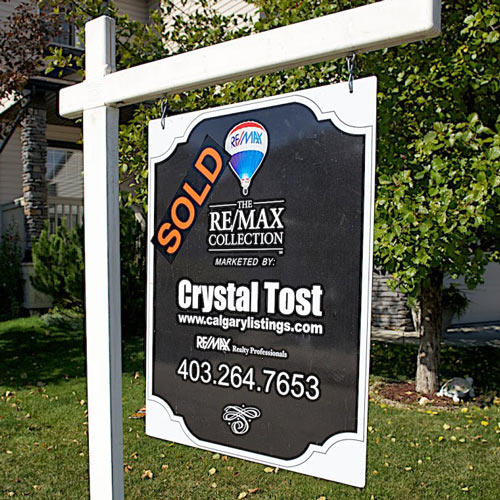 Calgary Home Sold By Calgary Real Estate Agent Crystal Tost