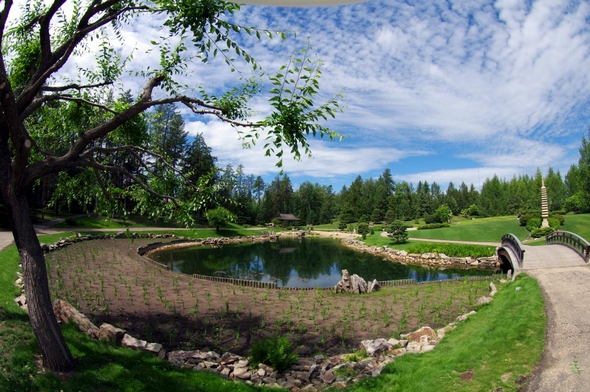 Devonian Botanic Gardens