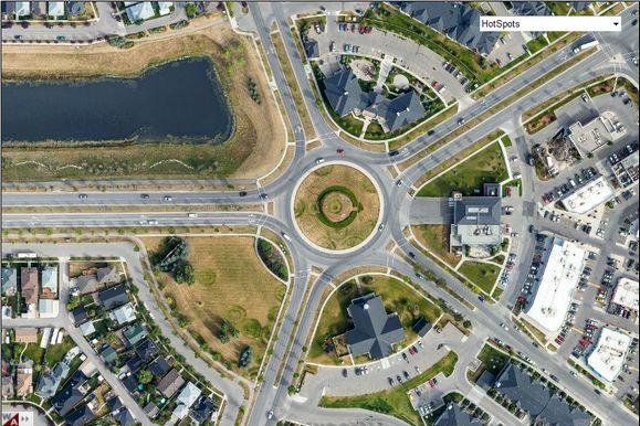 McKenzie Towne Map