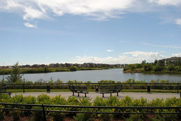Inverness Pond